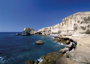 馬祖島は岩礁性の島々です